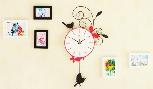 นาฬิกาแขวน