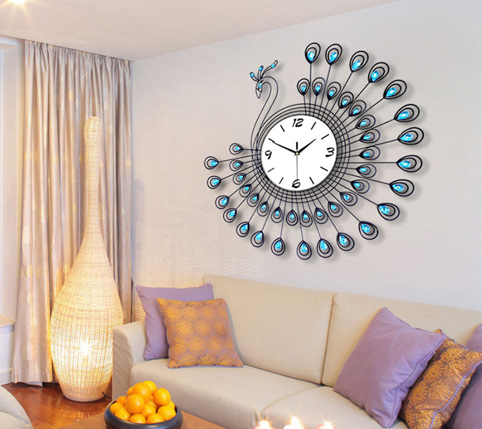 fashion-wall-clock