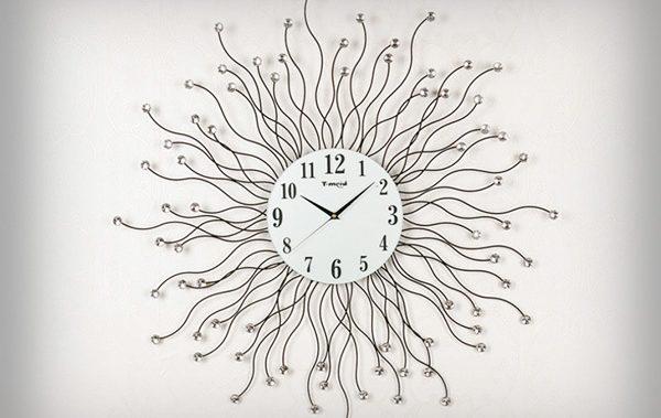 นาฬิกาโมเดิร์นติดผนัง