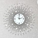 นาฬิกาติดผนัง รุ่นรัศมีพลอยใหญ่ 77 CM.