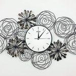 นาฬิกาติดผนัง รุ่นพลุยาว