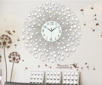 นาฬิกาติดผนัง Modern